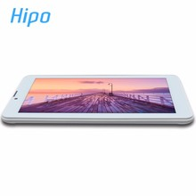 Hipo Providing logo printing services 7 inch iron rear cover tablet with cases for tablet