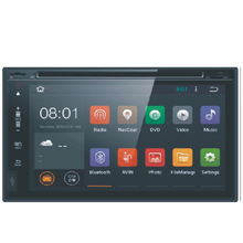 Automobiles Car Electronics Universal Car DVD Player With 6.2 Inch Screen And Bluetooth