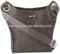 Outdoor Clothing Reclaimed Wool Felt Bag