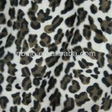 POLYESTER PRINTED FABRIC FOR ANIMAL PATTERN