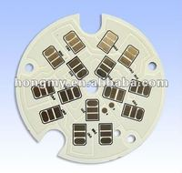 round MCPCB low cost pcb prototype machine for pcb assembly