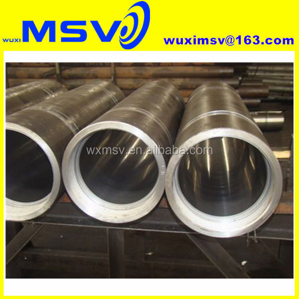 Cold Drawn Seamless Hydraulic Cylinder Honed Tube