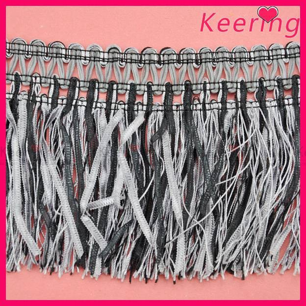 wholesale new arrival fashion keering chainette trim fringe for clothes WTP-1289