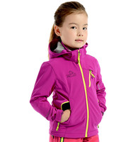Popular Design And Wholesale Kids Sportswear Softshell Jacket