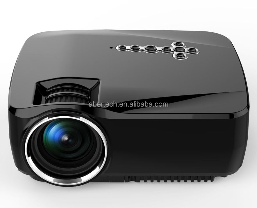 digital led china mobile phone wifi wireless tv projector