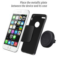 2016 Promotion Hot sale Magnet air car vent bracket stand mount magnetic cell mobile phone holder