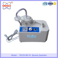 CE approved Medical Electrical Portable Phlegm Suction Machine/Unit/Pump for medical,hospital,gynecology