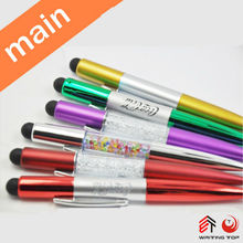 Led flashlight ballpoint pen