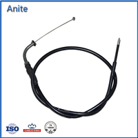Competitive Price Keeway Speed200 Throttle Cable Control Cable Parts Motorcycle Spare Parts