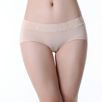 High Quality Comfortable 100% Cotton Polyester Panties For Women