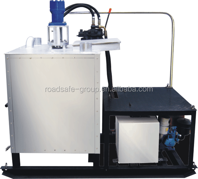 Thermoplastic Iine Machine Applicator
