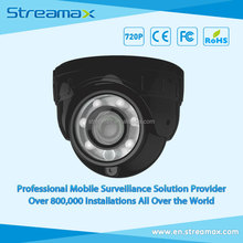 Bus Camera System - Streamax Mini Dome Camera for Surveillance on Vehicles