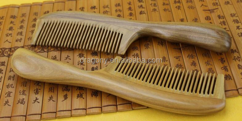 Sandalwood Combs Handle Hair Comb Wholesale