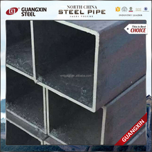 square structure steel pipe tube 40x40