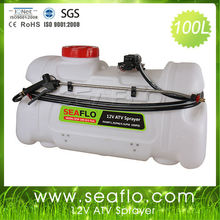 Tractor Boom Sprayer SEAFLO 100L 12V Electric Sprayer Pump Agricultural