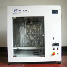 High Precision Industrial Metal Frame 3D Printer with big size and industrial grade