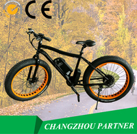 battery power electric bike strong electric bike long range electric bicycle 48v 500w