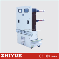zn85 vcb PT handcart 1600a 40.5kv indoor hv high voltage vacuum circuit breaker