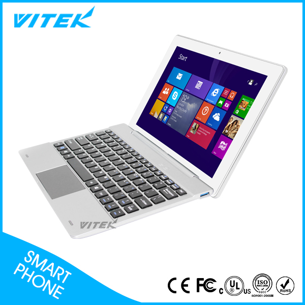 New 2 in 1 Intel Easy Touch Quad Core Win10 Tablet PC