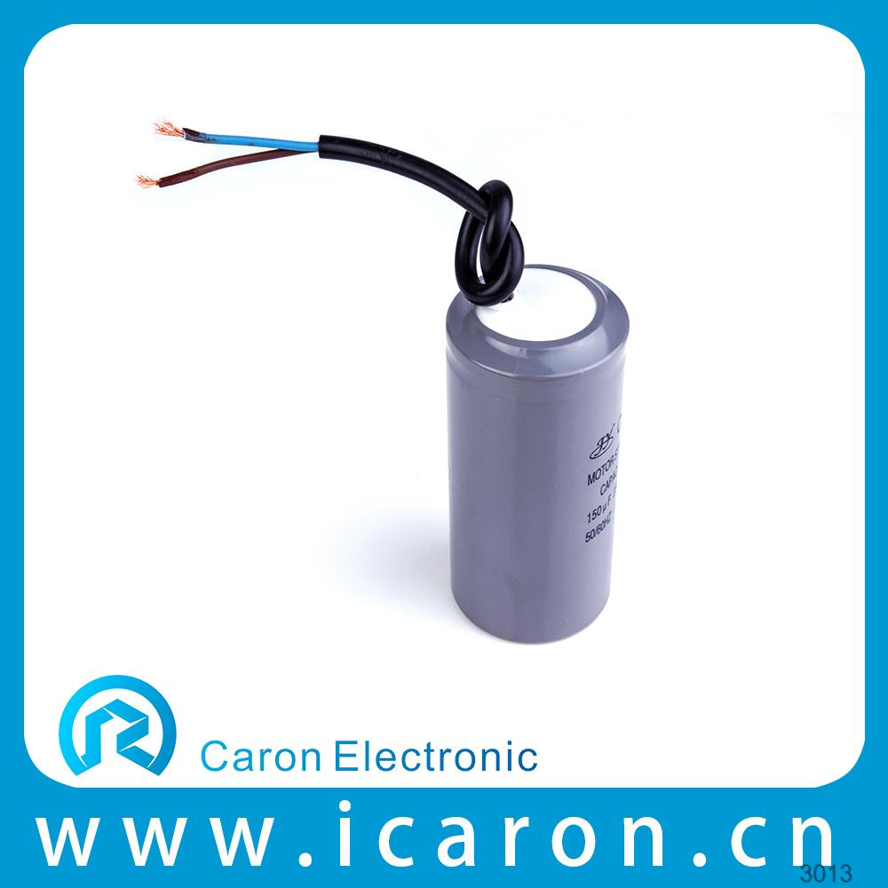 AC motor epcos motor start capacitor for fan