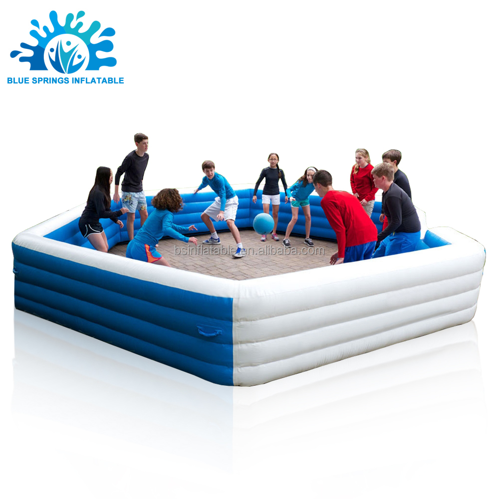 Blue Springs Inflatable Sport Games, Inflatable GaGa Ball Pit