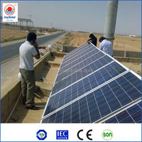 2014 cheap solar panels made in china of 220w /pv solar panel price