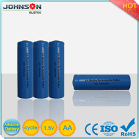 Made in zhejiang 1.5v Alkaline Battery AA Rechargeable battery