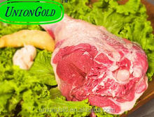 bone-in halal lamb hind leg