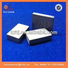 Carbide saw tips for TCT saw blade