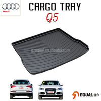 For Audi Q5 trunk mat water proof trunk tray 3D car mat