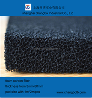 Buy Dust catching activated carbon filter mesh roll size in China ...