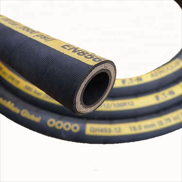 Factory Supplies Eaton Hydraulic Rubber Hose Aeroquip factory supplies eaton hydraulic rubber hose,aeroquip hose buy