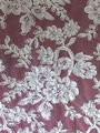 2014 new indian jacquard lace designs/jacquard lace fabric