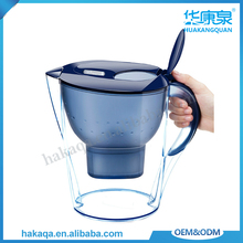 Household water filter pitcher direct drinking portable uf alkaline oxygen water purifier