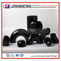 A234 wpb carbon steel butt weld pipe fittings factory