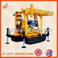 the wholesale price 500m drilling depth chinese core powerful track drill with drilling bit