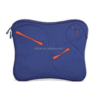 Blue Notebook Case Fashionable Neoprene Laptop Bags