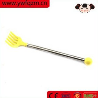 High quality stainless steel telescopic back scratcher