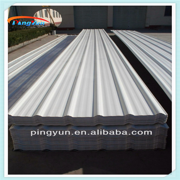 Roofing Sheets Installation Services : Easy installation corrugated pvc roofing sheet upvc roof