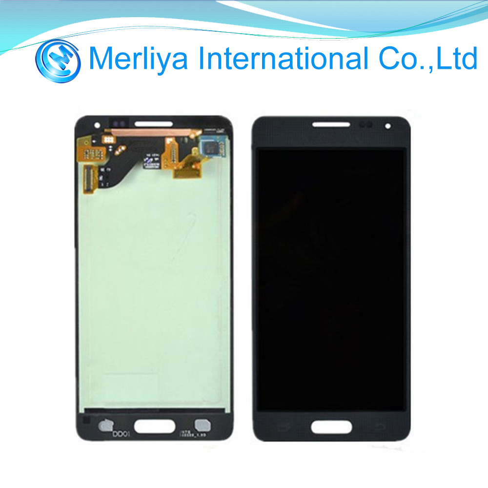 100% test lcd screen for samsung galaxy Alpha g850 display assembly