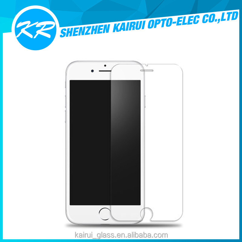 New Arrival !0.3mm , Hot Sold 9H Anti Shock Tempered Glass For iPhone 6 / 6s plus