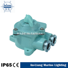 IMPA 793015 Electrical Marine Ship Boat IP56 Waterproof small Rotary industrial plug switch and socket