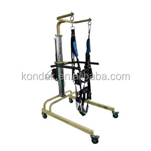 gait training equipment walking patient lifting device rehabilitation