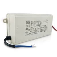 Meanwell PCD-16-1050 16w 1050ma triac led dimmable driver