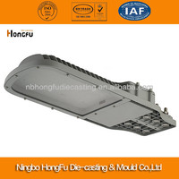 OEM aluminium alloy led street light housing