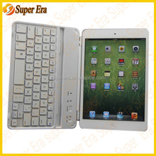 aluminum bluetooth keyboard for ipad mini smartphone---SUPER ERA