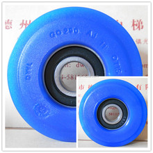New And Original Escalator Step Roller and chain rollers for escalators