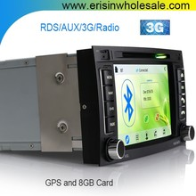 Erisin ES7402M Autoradio Touch Screen 2 Din Car DVD Player GPS