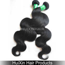 Full cuticle original brazilian hair weaving body wave 100% virgin human hair Raw Indian Temple hair extensions