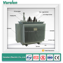 oil immersed electrical transformer 6300 kva